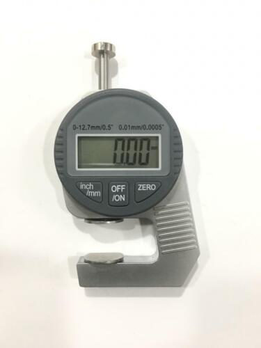 thickness gauge MM digital watch diamond gemstone