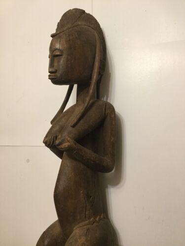 Statue Bamana, Gwandusu,  Mali