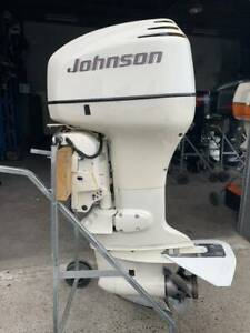 115HP Johnson Outboard