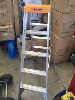1.5M Aluminium A Frame Scaffold Ladder