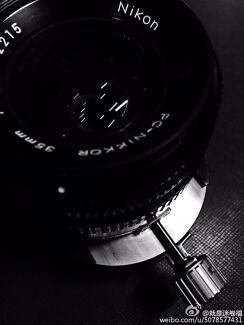 nikon PC 35mm tilt and shift lens
