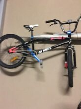 Bmx  bike blue, pink and black Yokine Stirling Area Preview