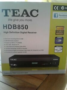 TEAC High Definition Digital Receiver Beverly Hills Hurstville Area Preview