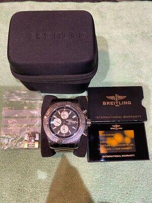Breitling Super Avenger II Men's Watch