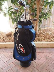 Greg norman golf set + extras. Swan View Swan Area Preview