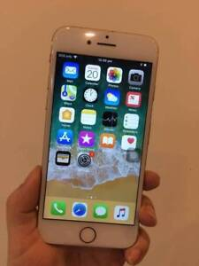 iPhone 7 good condition 32GB gold for sale