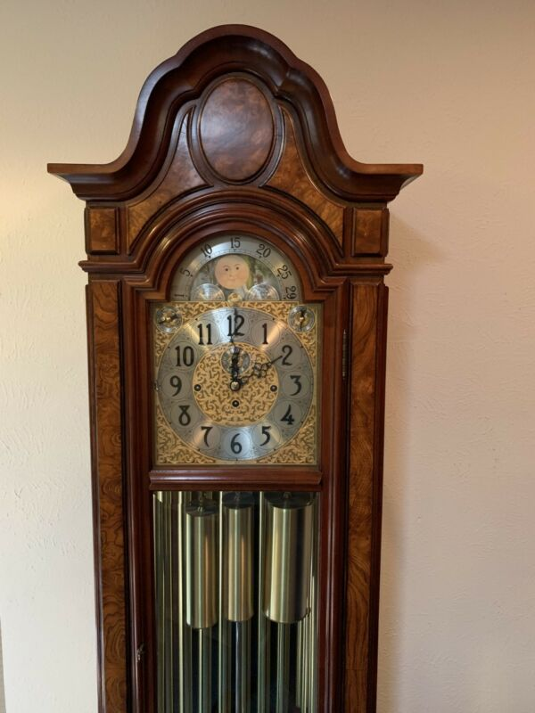 Herschede Sheffield model 230 9 tube grandfather clock