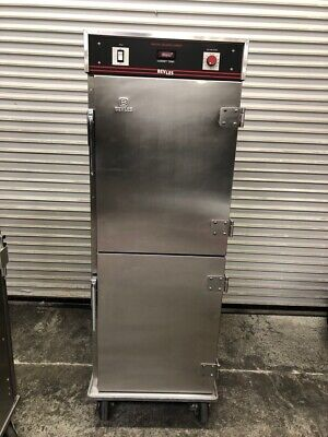 Heated Food Hot Warming Holding Cabinet Nsf Bevles Pass Through 2729 Warmer Usa