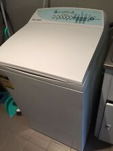 Fisher & Paykel 5.5 kg Top load washer Burwood Burwood Area Preview