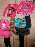 Girls Clothes Size 5 Lot