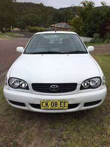 2000 Toyota Corolla Hatchback GREAT Condition, VERY LOW km Cardiff South Lake Macquarie Area Preview