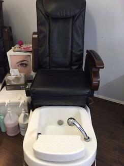 salon foot spa massage chair Oxley Brisbane South West Preview