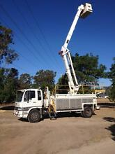 Hino Cherry Picker EWP IN SERVICE ready to go scissor lift boom Bendigo 3550 Bendigo City Preview
