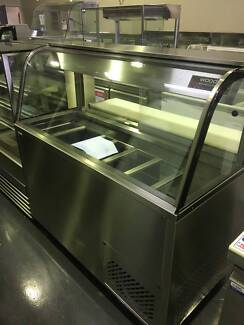 Woodson Cold Food Display On Stand W.SMC1330 Geebung Brisbane North East Preview