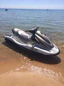 2011 Kawasaki STX-15F jet ski on dunbier roller trailer ios free Greenvale Hume Area Preview