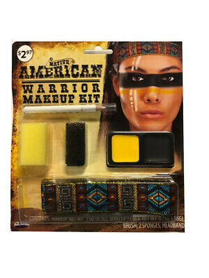 Halloween Makeup Steps (Fun World Vampiress Makeup Kit w/ Step-by-Step Instructions)