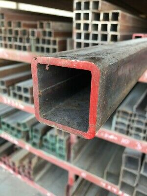 Steel Square Tubing 2x 2x 316x 12 New Weldable Bracing