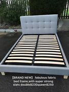 Fast delivery brand new bed frame double230queen250 Glen Waverley Monash Area Preview