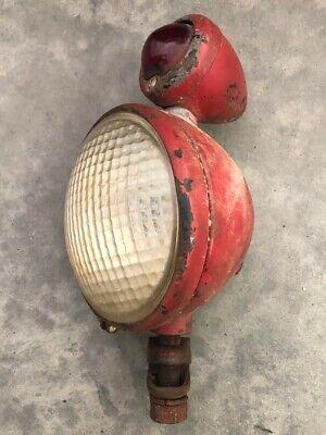 Farmall 6v Rear Platform Bullet Light Asabncschshmsmw-4w6w9 Cub