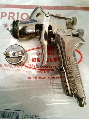 DeVilbiss- PLUS Paint spray gun