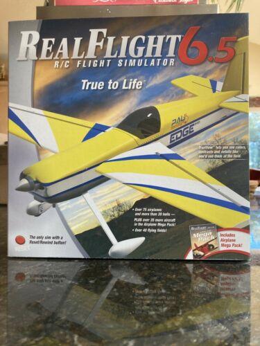 Real Flight 6.5 R/C Flight Simulator True to Life