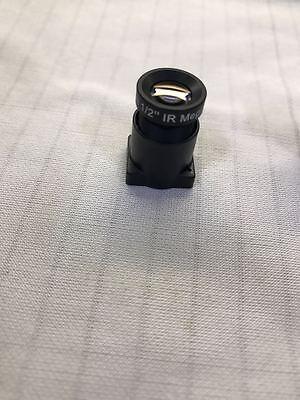 12 Mm Fixed Iris (EVETAR 12mm Fixed Iris Lens 1/2