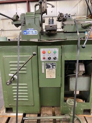 Lin Huan Machinery. Lht-25b Turret Lathe