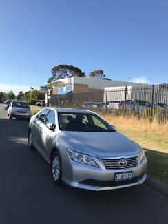 2013 Toyota Aurion Sedan Como South Perth Area Preview