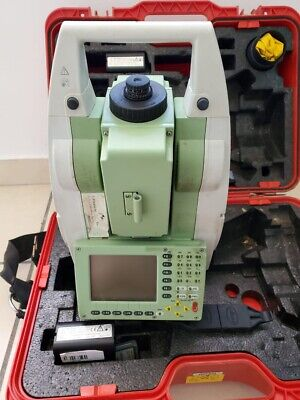 Leica Tc1203 3 Total Station For Surveying