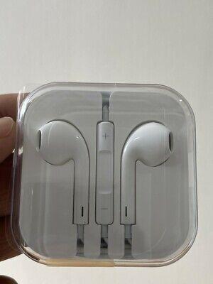 For Genuine Apple Headphones Earphones Earpods With Mic for iPhone 5 5s 6 6s