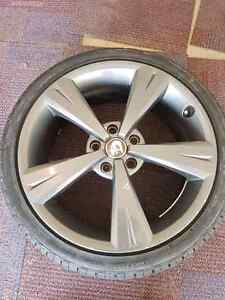 """Vx gts rims alloys wheels mags tyres 19x8"""" genuine Adelaide CBD Adelaide City Preview"""