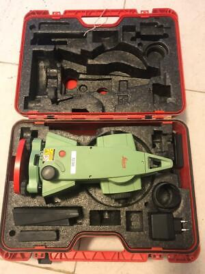 Total Station Leica Tc 705 Used