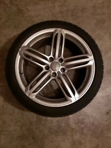 AUDI RIMS &TIERS for SALE