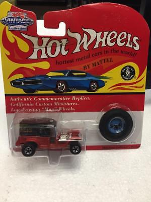 Hot Wheels Paddy Wagon by Mattel # 5707 for sale  Shipping to Canada