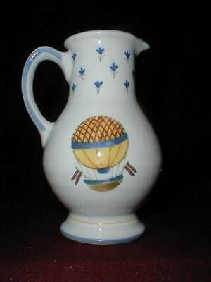 Regard PLACE Provence Collection Japan Hot Air Balloon Creamer