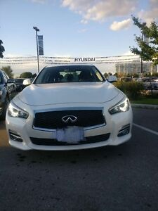 2015 Infiniti Q50 limited Edition lease take over