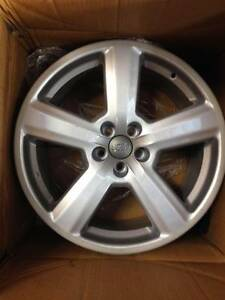 NEW 18X8 +35 5X100 AUDI RS6 STYLE WHEELS Osborne Park Stirling Area Preview