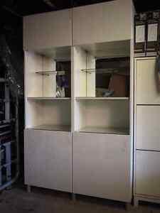 Ikea display/storage cabinet Lilyfield Leichhardt Area Preview