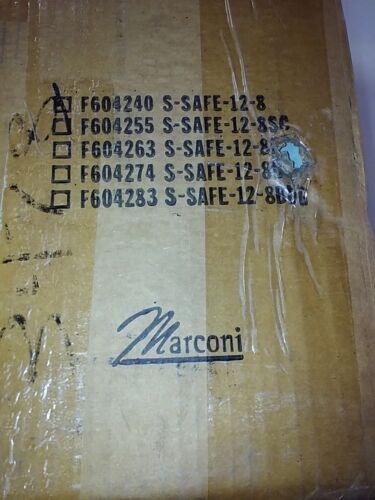 Marconi F604240s-safe-12-8 Enclosure No Key