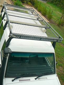 Toyota Landcruiser Troopcarrier roof rack
