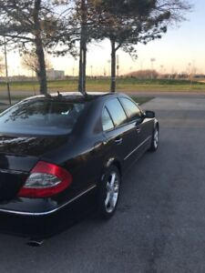 2007 Mercedes E350 4MATIC