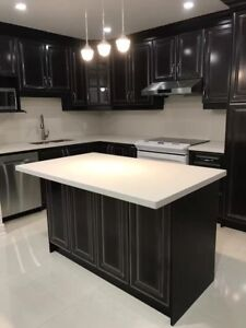 Kitchen cabinets, countertop,  bathroom & vanity & more
