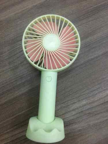 Cute Mini Plastic Toy Fan