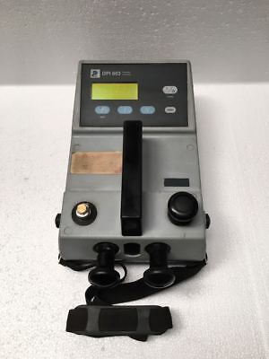 Ge Druck Dpi 603 Pressure Calibrator -0.9 To 20 Bar Capacity Free Shipping