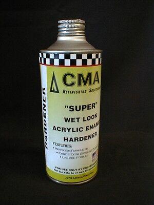Cma Super Wet Look Acrylic Enamel Hardner  1Pt