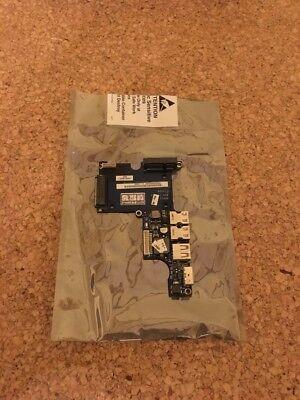 """MacBook Pro 15"""" CoreDuo (Model A1150) Left I/O Board, Ersatzteil Apple 922-7187 gebraucht kaufen  Mandelbachtal"""