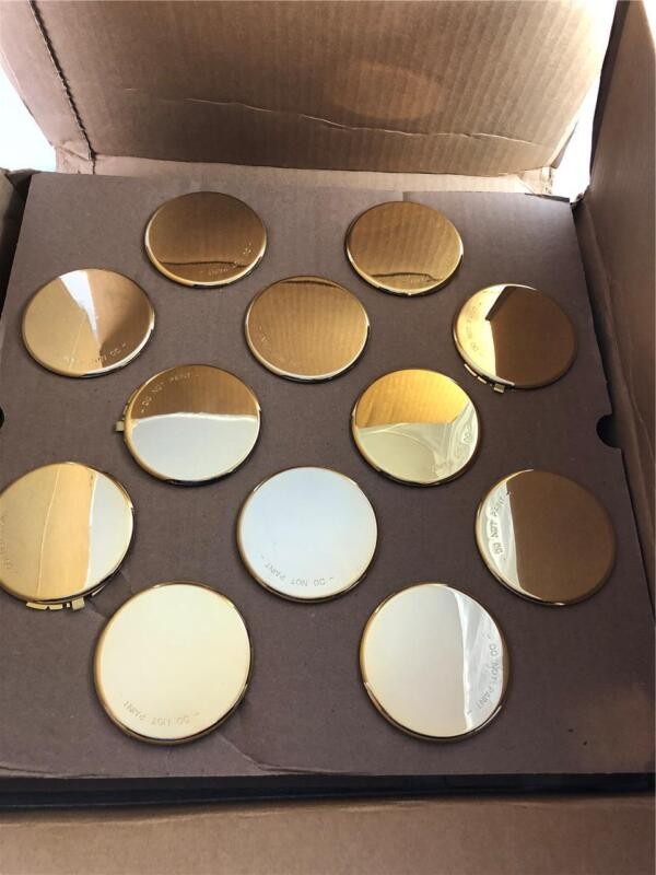 NEW Lot of 25 Reliable G4 Bright Brass Coverplates Sprinklers Head Covers CG41BB