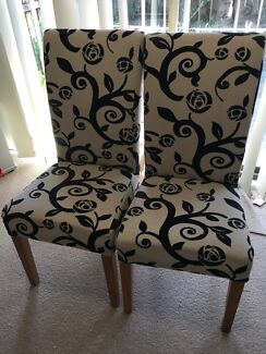 Two Brand New Dining chairs for sale