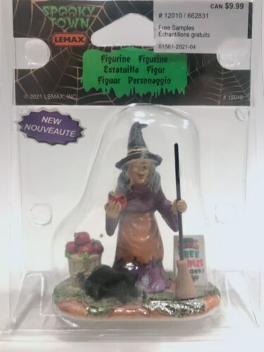 Lemax Spooky Town Free Samples 12010 2021 3+ 20% off