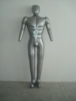 Inflatable-mannequin-torso-underwear-display-pvc- Male-full-body-arms
